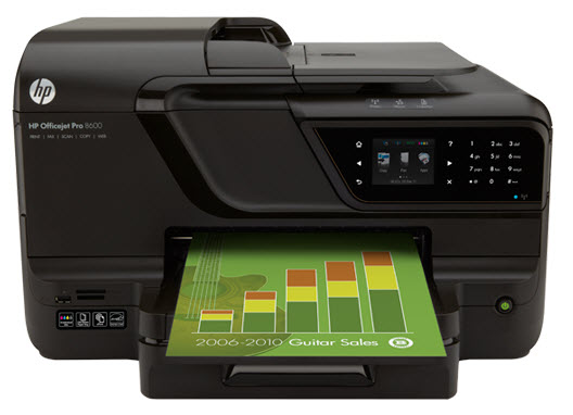 HP 8600 Officejet